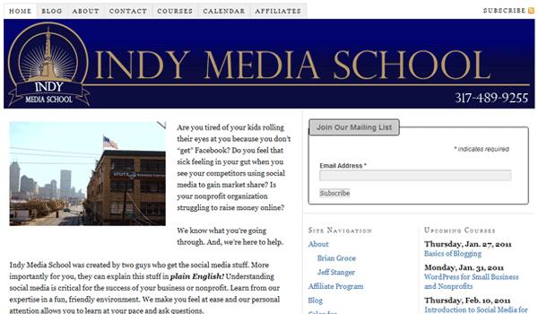 Indy Media School